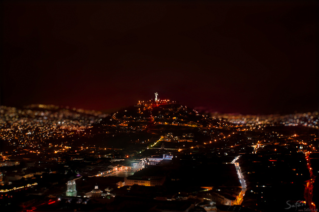 Quito #1 by Anastasiy Safari